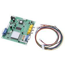 Genuine GBS8200 CGA/EGA/YUV/RGB To VGA Arcade Game HD Video Converter Board PU44