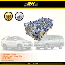 Cylinder Head For Toyota Kijang Innova Hilux 2TR-FE 2.7L (11101-0C040)