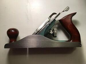 "Vintage Craftsman 9 3/4"" Smooth Bottom Bench Plane"
