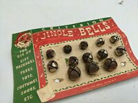 CRITERION JINGLE BELLS RARE ADVERTISING ANTIQUE VTG SLAY GIFT TREE TOY VTG XMAS