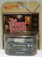 Retro Entertainment ~ THE BRADY BUNCH - GREG'S ' 56 CHEVY  ~ Hot Wheels  ~ 2016