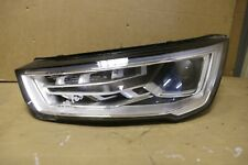 GENUINE ORIGINAL OEM AUDI A1 8X FACELIFT HEADLIGHT LED LEFT 8XA941005A N/S