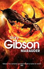 GARY GIBSON ___ MARAUDER ____ HB __ BRAND NEW ____ FREEPOST UK