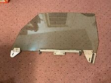 1986 - 1994 Classic Saab 900 Convertible Left Front Sliding Window Glass