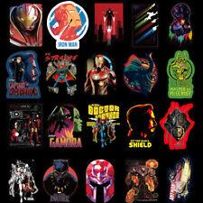 108Pcs MARVEL Stickers Avengers Thanos Vinyl Decal Skateboard Luggage Car DIY