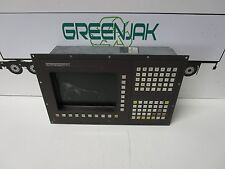 INDRAMAT BTV01.4CA-32T-50D-AS-NL-FW MONITOR KEYPAD DISPLAY -USED -FREE SHIPPING