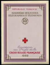 France 1958 Carnet Croix-Rouge N°2007 NEUF ** LUXE