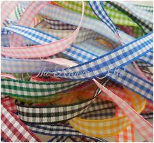 Polka Dot Satin//Grosgrain//Organza Ribbon Bundle//Pack-8 x 1 Metre-Crafts,Trim