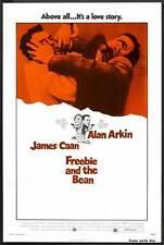 FREEBIE AND THE BEAN Movie POSTER 27x40 B Alan Arkin James Caan Loretta Swit