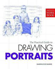 Drawing Portraits (Artist's Workbook),Barber Barrington,New Book mon0000065878