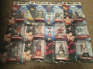Nano Metalfigs Mini DC Comics Figure Character Diecast Metal NEW Jada