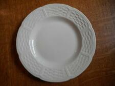 """Wedgwood Willow Weave creamware 6 1/8"""" bread plate ca. 1960's"""