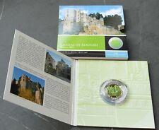 Luxemburg 5 Euro 2013  , Silber *** Schloss Beaufort *** nur 3000 Ex.