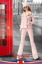 Integrity Toys The Swinging London Downtown Poppy Parker Dressed Doll