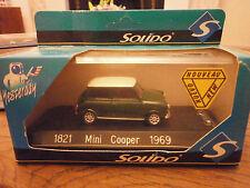 Solido Yesterday Series Mini Cooper 1969 no 1821