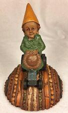 JEANETTE-R 1991~Tom Clark Gnome~Cairn Studio Item #5150~Ed #1~COA~Signed~Story