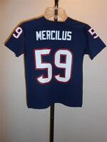 NEW-Minor-Flaw Whitney Mercilus # 59 Houston Texans YOUTH Small S Jersey