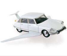 1/43 Norev Citroen DS Volante Fantomas White Neuf Emballage Boite D'origine