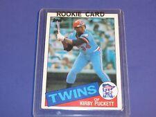 1985 Topps  #536 Kirby Puckett RC