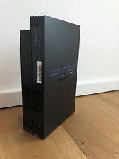 Sony PlayStation 2 Schwarz Spielekonsole | PS2 | getestet | Incl. 1 Spiel
