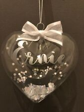 Personalised Dog Christmas Baubles (a Range Of Breeds Available)