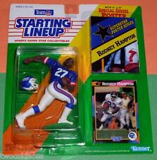 1992 RODNEY HAMPTON New York Giants - low s/h - Kenner Starting Lineup