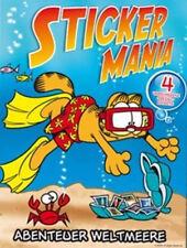 Spar Stickermania 4 - Abenteuer Weltmeere 2012 (15 aussuchen)