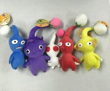 New Pikmin Set of 5PCS Bud Plushies Dolls PLUSH  TOY