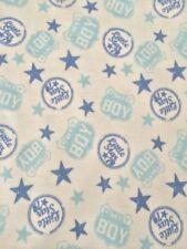 Baby Boys Blue Star Bodysuit One piece Size 3-6 months New
