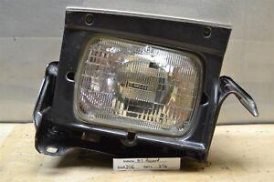 1986-1989 Honda Accord Right Pass OEM headlight 56 3O6
