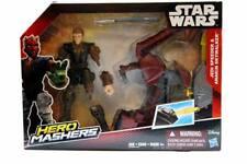 Hasbro Disney Star Wars Hero Mashers Jedi Speeder & Anakin Skywalker