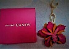 PRADA - CANDY - Tropicandy-Flower- Flacon- und Handtaschenanhänger NEU & OVP