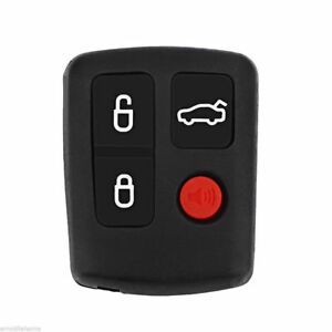 Fits Ford 4 Button 433MHz Complete Remote Key Territory SX XR6 XR8 Falcon BA BF
