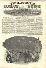 1852 Railway Amalgamations Emperor Of Austria Returns To Vienna