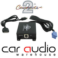 Connects2 Ctavgipod003.3 VW Polo 98-03 iPod iPhone AUX adaptateur d'interface dans