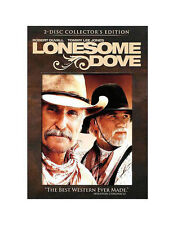 Lonesome Dove (DVD, 2008, 2-Disc Set, Collectors Edition) New Sealed