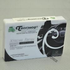 TREEFROG XTREME FRESH NEW CAR SCENT AROMA CAR AUTO OFFICE HOME AIR FRESHENER BOX