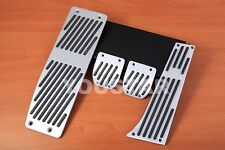 Brand New Sporty Aluminum Manual & Footrest Pedal for BMW 3 5 7 Z X Series