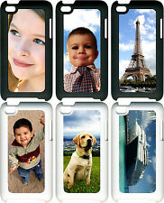 Personalized Photo iPod Touch 4th Gen 4G Custom Picture on TPU Hard Case Cover