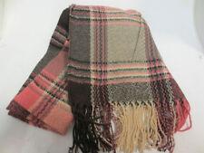 Écharpes et châles rose à motif Géométrique pour femme