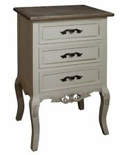Wooden Country Height 3 Chests of Drawers