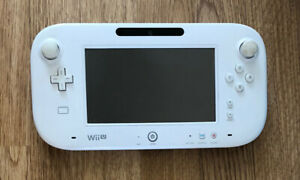 Official Nintendo Wii U Gamepad Game Pad With Offiical Charging Cable SIGNED FOR