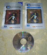 tom raider - cd rom classic colloection for pc
