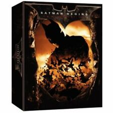 Batman Begins - Limited Edition Giftset [Dvd] New!