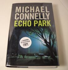 Echo Park (Harry Bosch Novel) SIGNED by Michael Connelly - 1st / 1st (B60)
