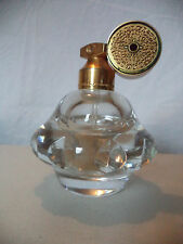 Vintage French Crystal Marcel Franck Brevete Atomizer Perfume Bottle!