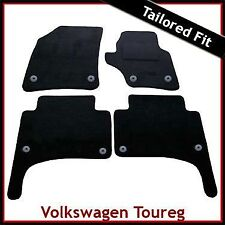Volkswagen VW Touareg Tailored Fitted Carpet Car Mat (2003...2008 2009) Round