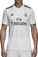 adidas Real Madrid Home 2018/19 Mens Football Shirt