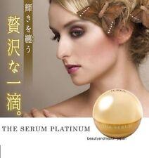 JAPAN THE SERUM ESSENTIAL SKIN FACE/FACIAL ANTI-AGING CARE PLATINUM CKL