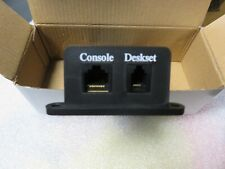 Motorola Ddn6516A Audio Accessory Headset Jackbox Mc Deskset Desktop Controllers